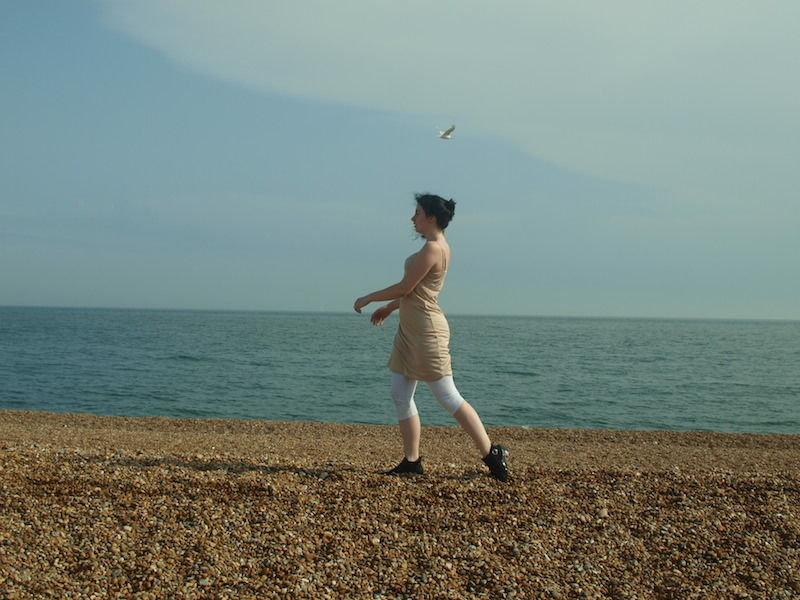 Resting Place Folkestone (2014), Rehearsal. Image: Jonathan Pigram